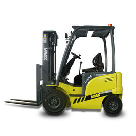 China electric lifts for warehouse reach lift truck CPD18 stand up electric forklift fornecedor