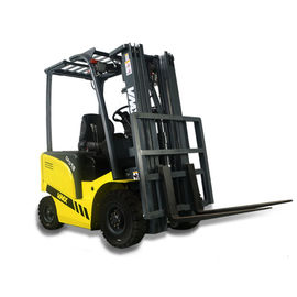 China electric stacker forklift CPD18 electric warehouse lifts material handling forklift fornecedor