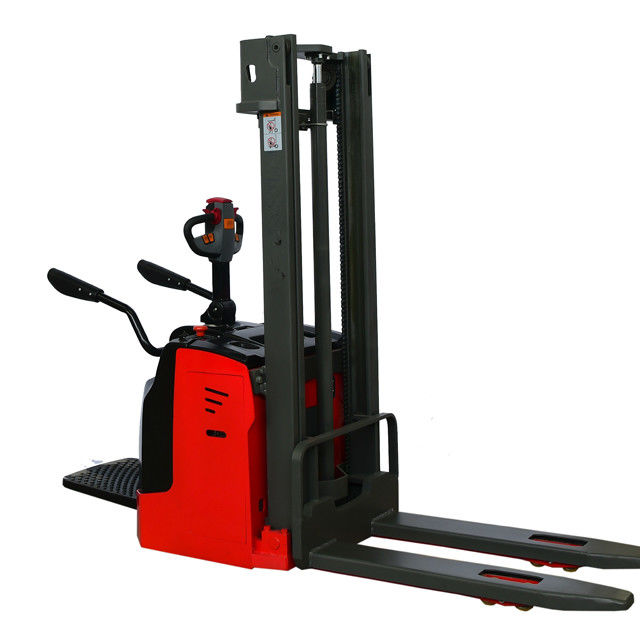 AC drive motor 2000kg 4500mm battery Performance Electric Stacker